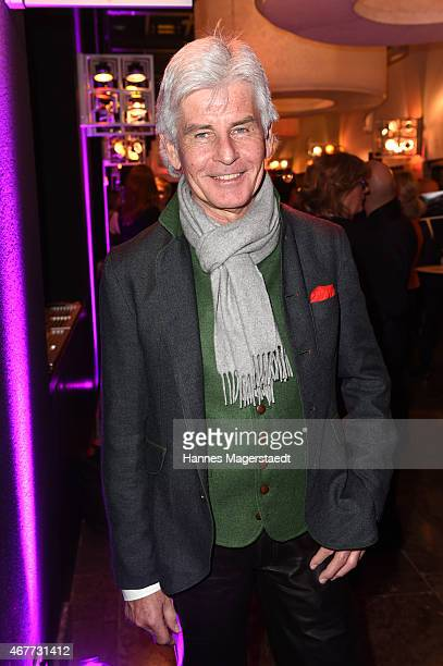 Frederic Meisner attends the Life Is Magnifique magazine cocktail reception at Sofitel Munich Bayerpost on March 26 2015 in Munich Germany