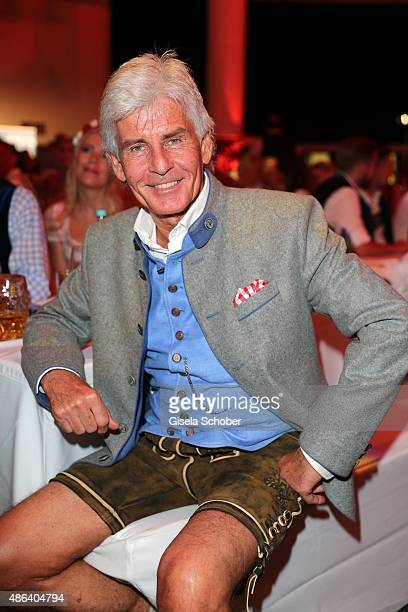 Frederic Meisner during the Angermaier TrachtenNacht 2015 at Postpalast in Munich on September 3 2015 in Munich Germany