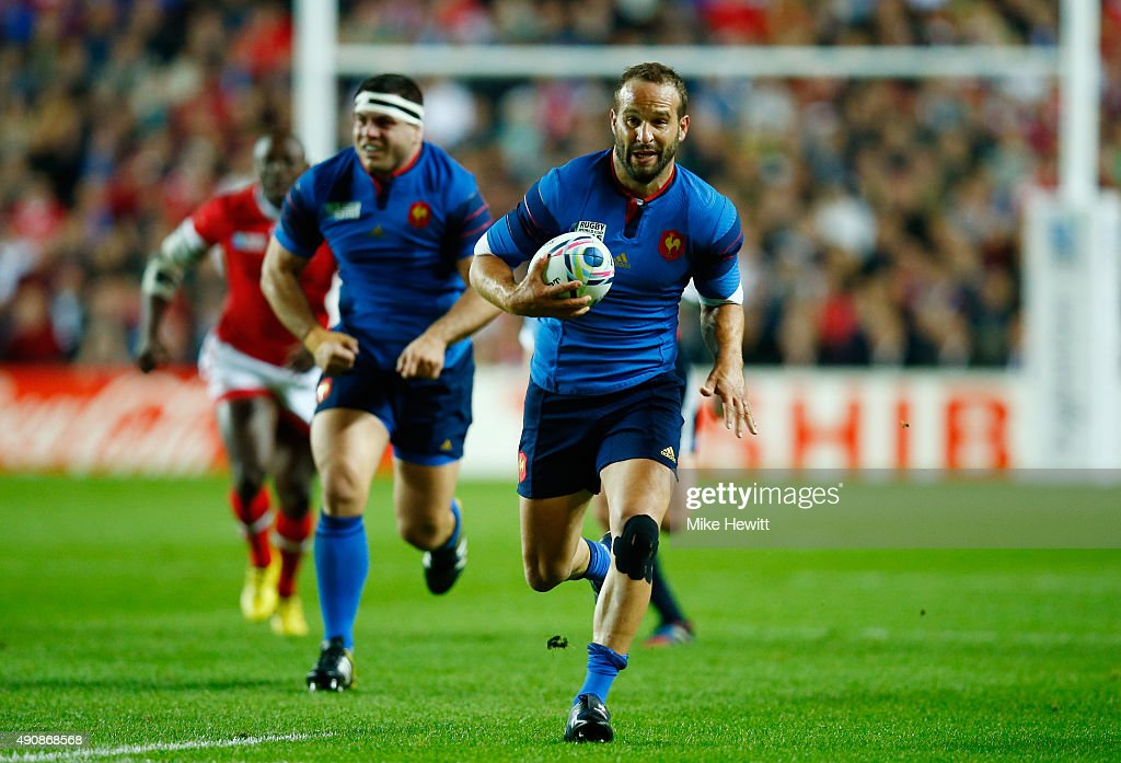 France v Canada - Group D: Rugby World Cup 2015 : News Photo