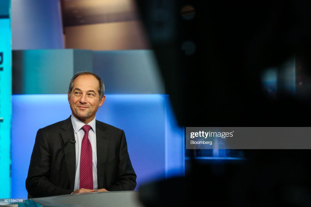 Societe Generale SA Chief Executive Officer Frederic Oudea Interview