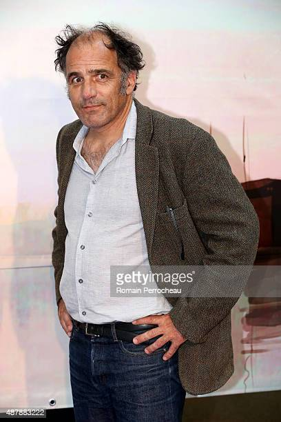 """Frederic Pierrot attends the photocall of """"Les Revenants"""" as part of the 17th Festival of TV Fiction of La Rochelle on September 12, 2015 in La..."""