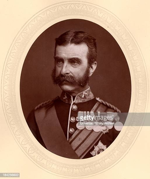 Frederick Augustus Thesiger 2nd Baron Chelmsford from 1878 English soldier who joined the army in 1844 Commanded British forces in South Africa 1878...