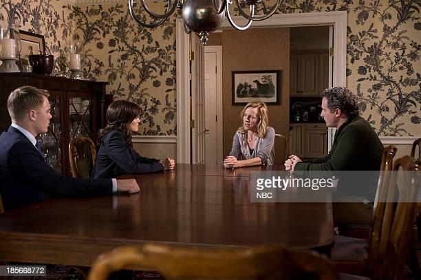 THE BLACKLIST 'Frederick Barnes' Episode 106 Pictured Diego Klattenhoff as Donald Ressler Megan Boone as Elizabeth Keen Amy Hargreaves as Anne...