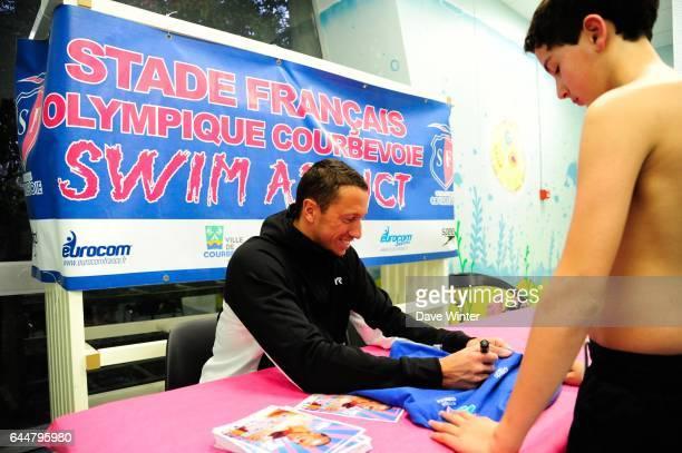 Frederick BOUSQUET Meeting de Courbevoie 2015 Photo Dave Winter / Icon Sport