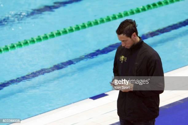 Frederick BOUSQUET Entrainements Championnats de France de Natation 2009 Piscine Antigone Montpellier Nicolas Guyonnet / Icon Sport
