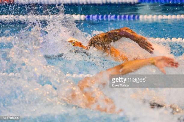 Frederick BOUSQUET 50m Nage Libre Meeting de Courbevoie Defi RMC Photo Dave Winter / Icon Sport