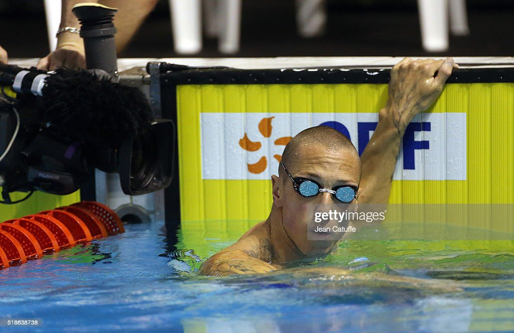 French National Swimming Championships - Day 4
