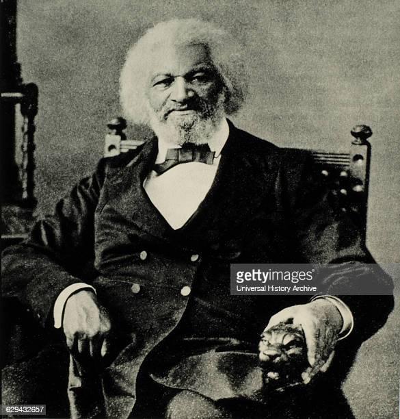Frederick Douglass , Abolitionist, Portrait.