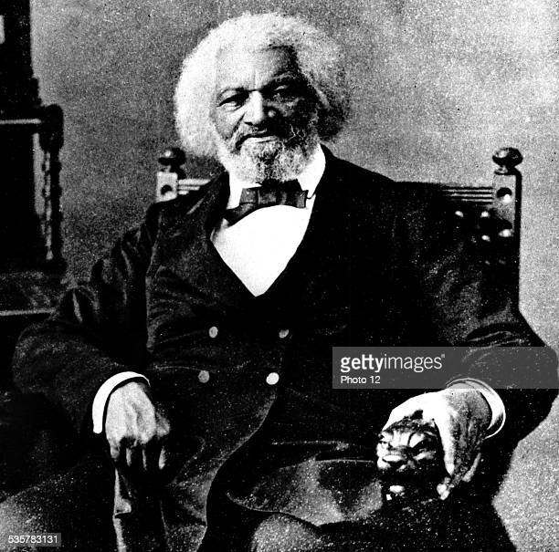 Frederick Douglass American abolitionist The son of a slave and a slave himself he escaped in 1838 and led a campaign against slavery He wrote his...