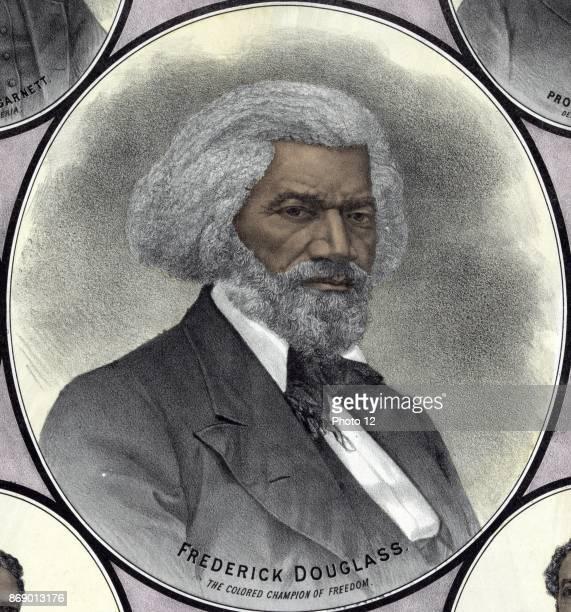 Frederick Douglass was an AfricanAmerican social reformer orator