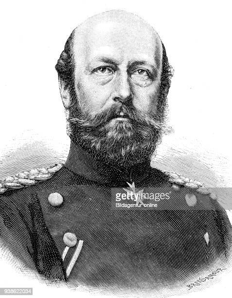 Frederick Francis II 1823 1883 was a Prussian officer and Grand Duke of MecklenburgSchwerin from 7 March 1842 until 15 April 1883 Situation from the...