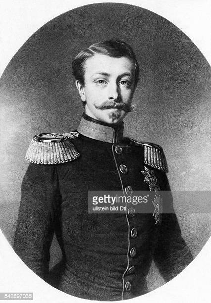 Frederick I Grand Duke of Baden *09091826youth portrait as a Prince undated probably 1857 after a painting photo by Th Schuhmann
