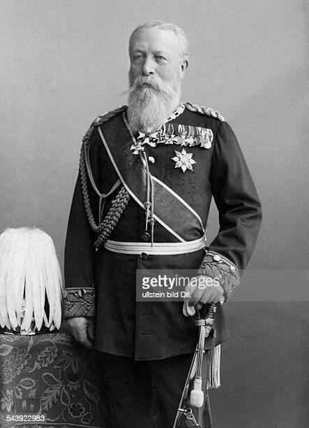 Frederick I Grand Duke of Baden*09091826Half length in uniform Photographer Reichard Lindner 1896Vintage property of ullstein bild