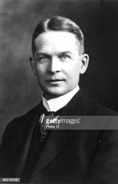 Frederick Soddy British physicist and chemist Nobel prize in chemistry in 1921