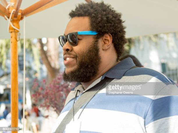 Frederick Thornton Fast Track Fellow attends the Fast Track Happy Hour during the 2017 Los Angeles Film Festival on June 21 2017 in Culver City...