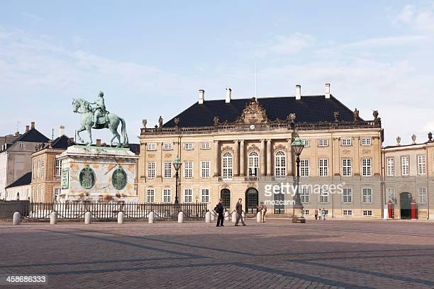 Frederick VIII's Palace in Amalienborg