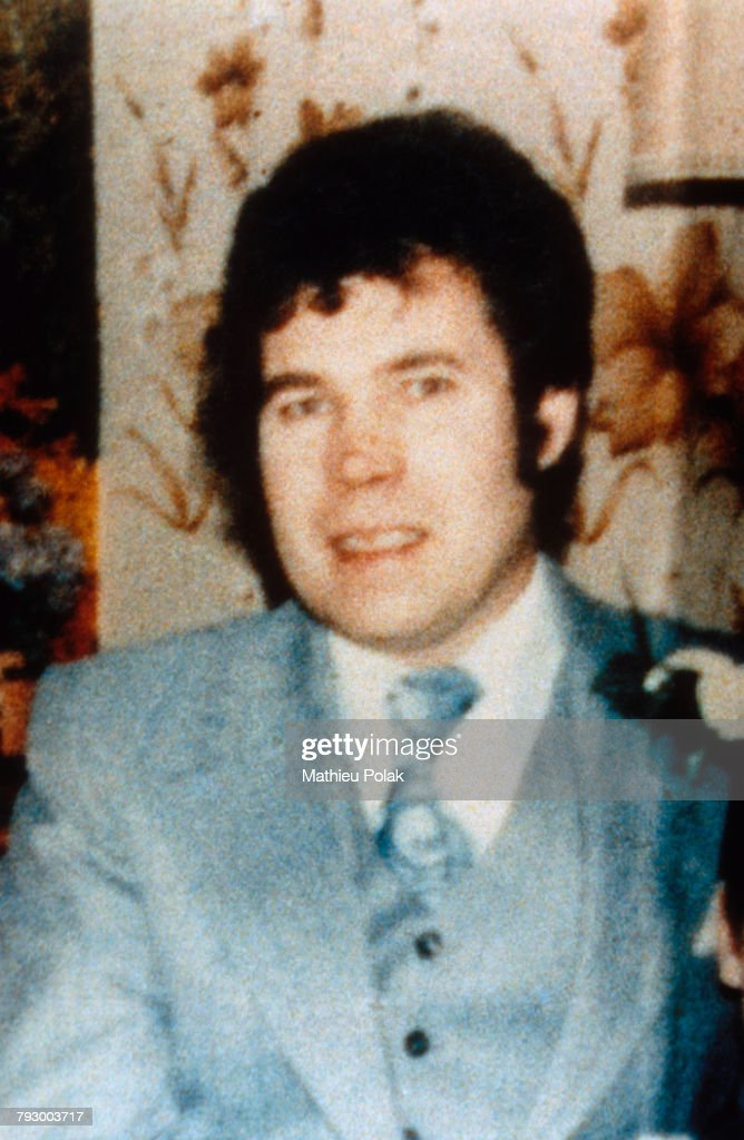 Suspected Serial Killer Fred West : Foto jornalística