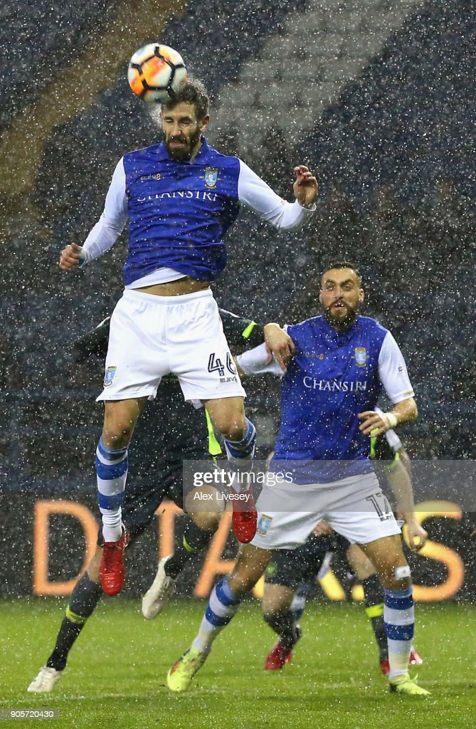 Sheffield Wednesday v Carlisle United - The Emirates FA Cup Third Round Replay