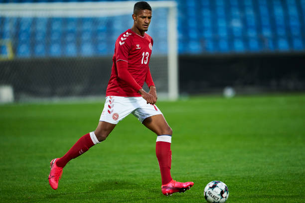 Denmark vs Ukraine - UEFA U21 EURO 2021 Qual