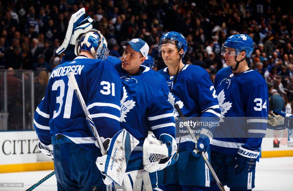 Nashville Predators v Toronto Maple Leafs