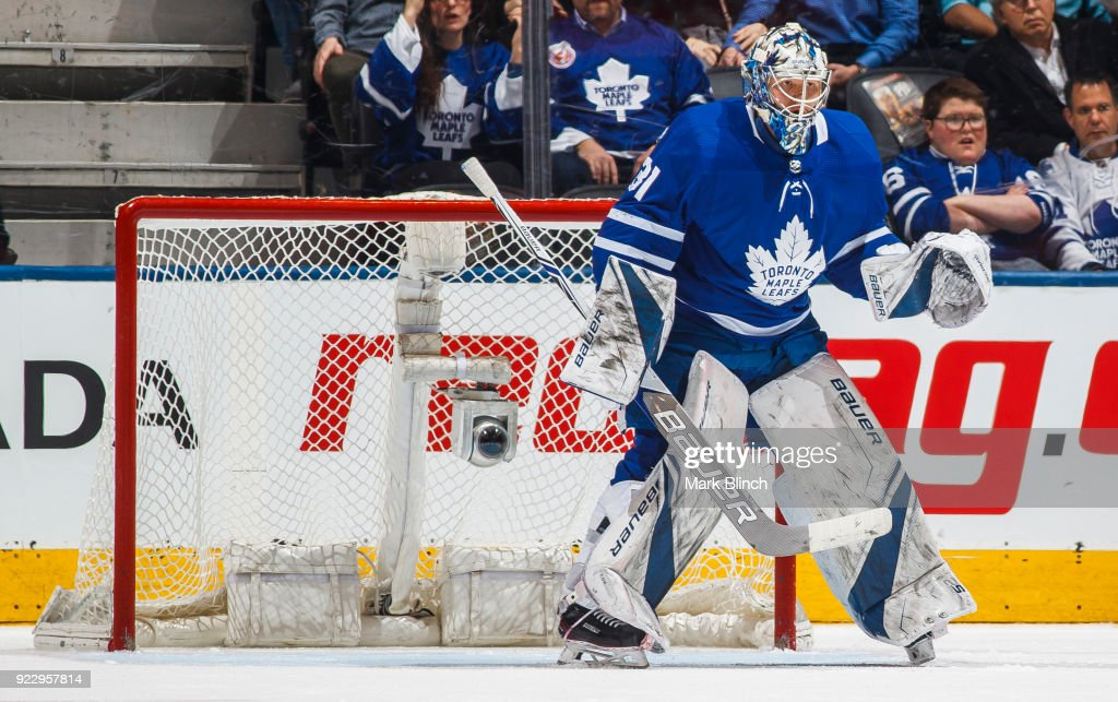 Florida Panthers v Toronto Maple Leafs : News Photo