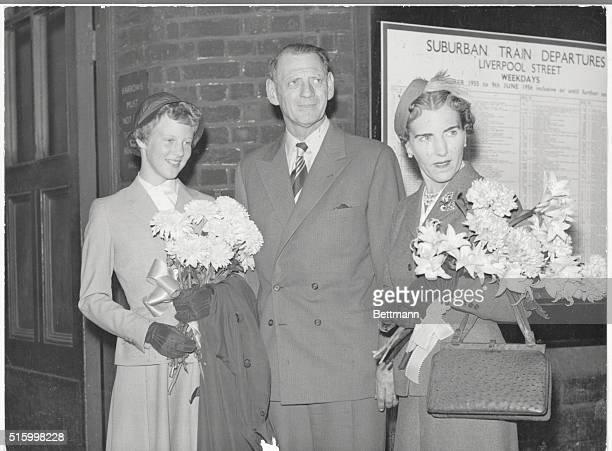 Frederik IX King of Denmark Princess Margrethe is now Queen Margrethe II of Denmark
