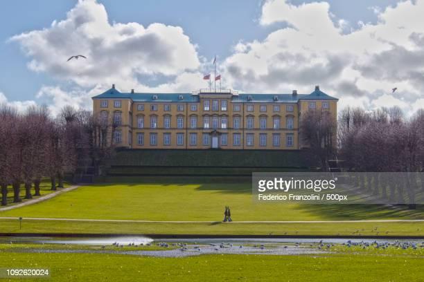Frederiksberg Slot - Frederiksberg Have
