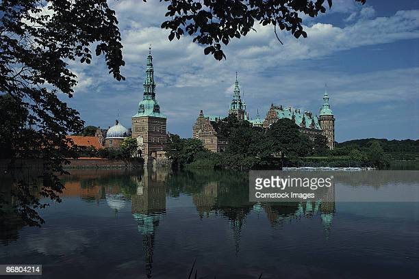 frederiksborg castle , denmark - hillerod stock pictures, royalty-free photos & images