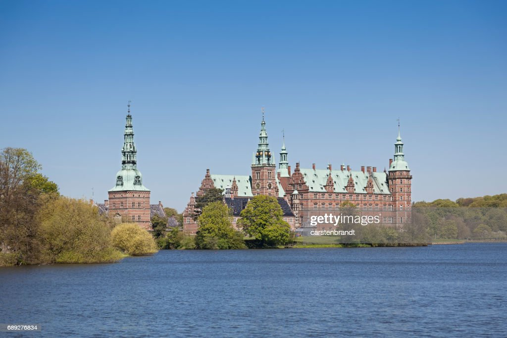 Frederiksborg Castle : Stock Photo