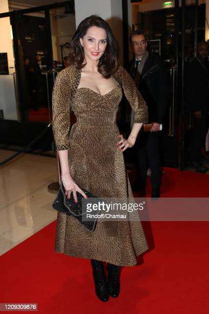 Frederique Bel attends the Cesar Film Awards 2020 Ceremony at Salle Pleyel In Paris on February 28, 2020 in Paris, France.