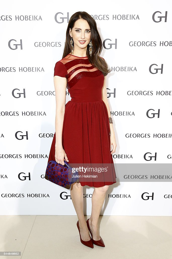 Georges Hobeika : Photocall - Paris Fashion Week - Haute Couture Fall/Winter 2016-2017