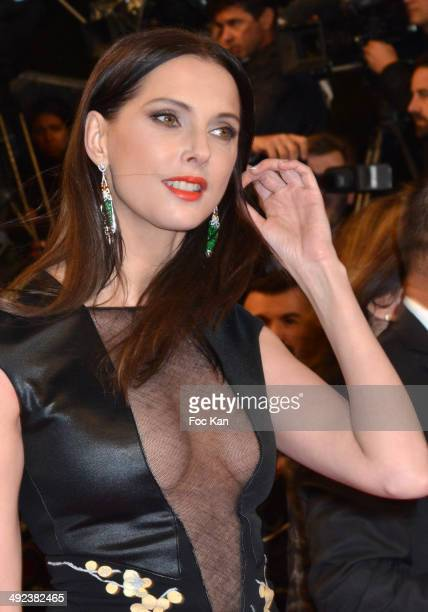 Frederique Bel attends the'Maps To The Stars' premiere during the 67th Annual Cannes Film Festival on May 19 2014 in Cannes France