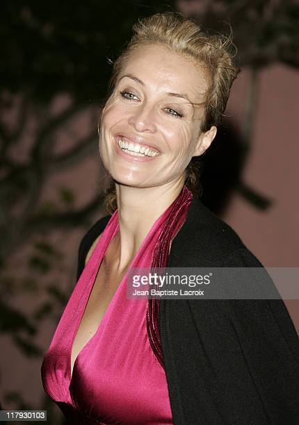 Frederique during 17th Annual Chris Evert/Raymond James Pro-Celebrity Tennis Classic - Gala Arrivals at Boca Raton Resort and Club in Boca Raton,...