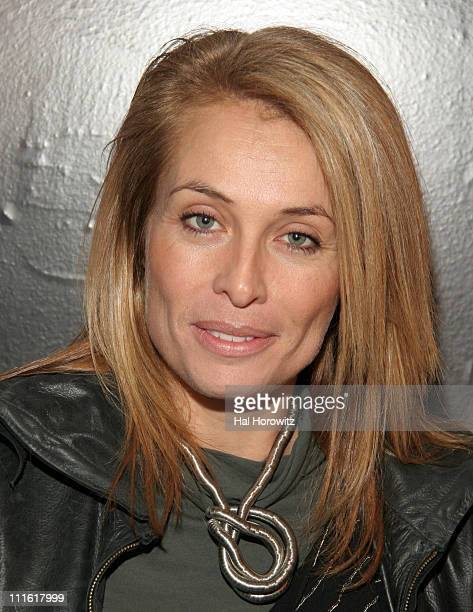 Frederique during Breil Watches Spin 600 Kickoff February 8 2007 at Breil Watch Store 54 Crosby St in New York City New York United States