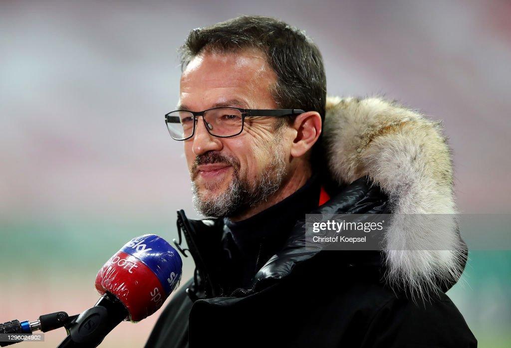 Bayer 04 Leverkusen v Eintracht Frankfurt - DFB Cup: Second Round : News Photo