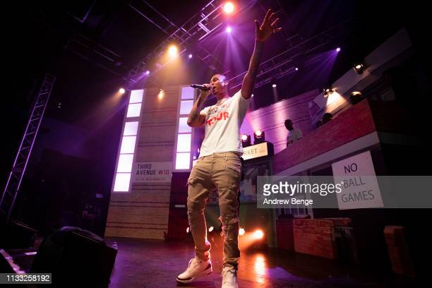 Fredo performs at O2 Academy Leeds on March 02 2019 in Leeds England