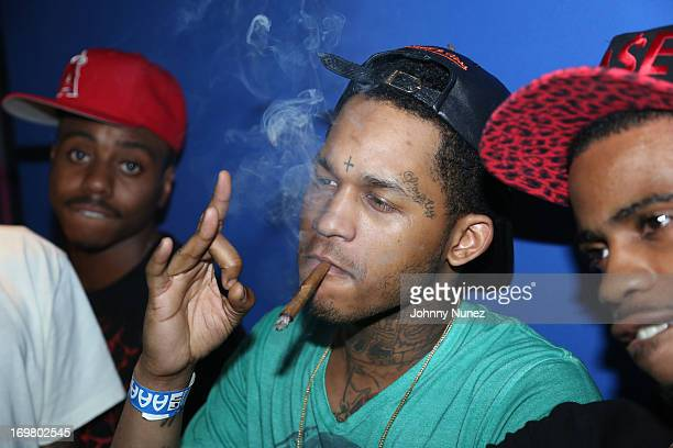 Fredo Santana attends Chief Keef In Concert at the Best Buy Theater on June 1 2013 in New York City