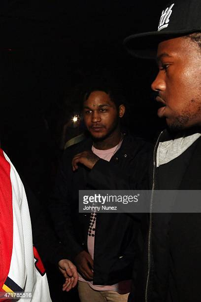 Fredo Santana attends Santos Party House on April 30 in New York City