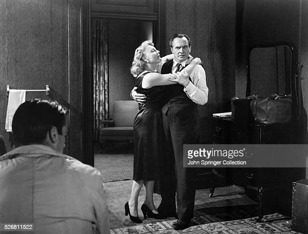 Fredric March plays Willy Loman in Laszlo Benedek's 1951 film Death of a Salesman