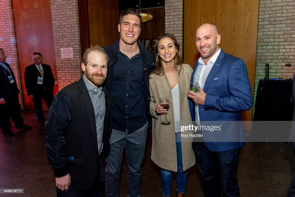 2018 Tribeca Sports Film Festival Opening Night Party, Hosted By Mohegan Sun At Dream Downtown