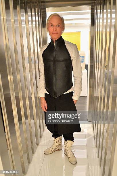 Fredric S Brandt attends the viewing of his Art Collection cocktail party on December 4 2012 in Coconut Grove Florida