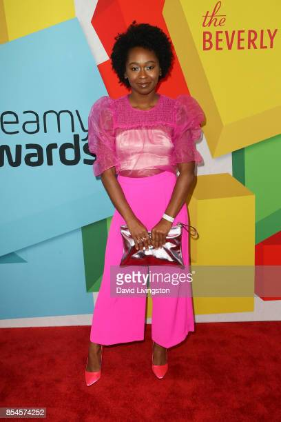 Fredricka Ransome attends the 7th Annual 2017 Streamy Awards at The Beverly Hilton Hotel on September 26 2017 in Beverly Hills California