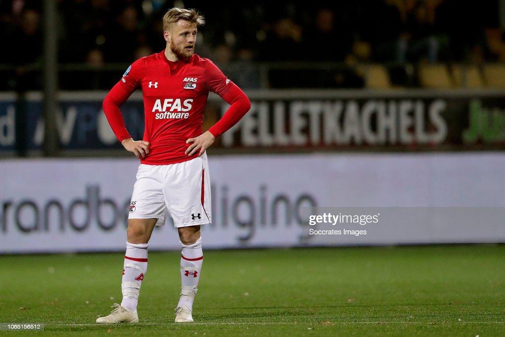VVVvVenlo - AZ Alkmaar - Dutch Eredivisie : News Photo