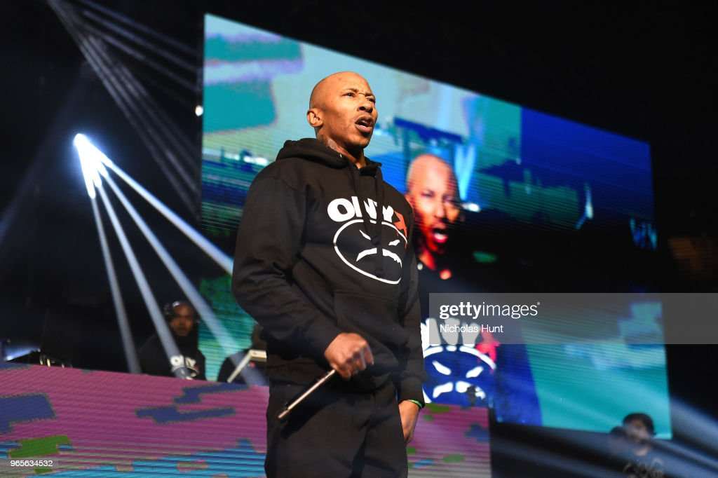 YO! MTV Raps 30th Anniversary Live Event : News Photo