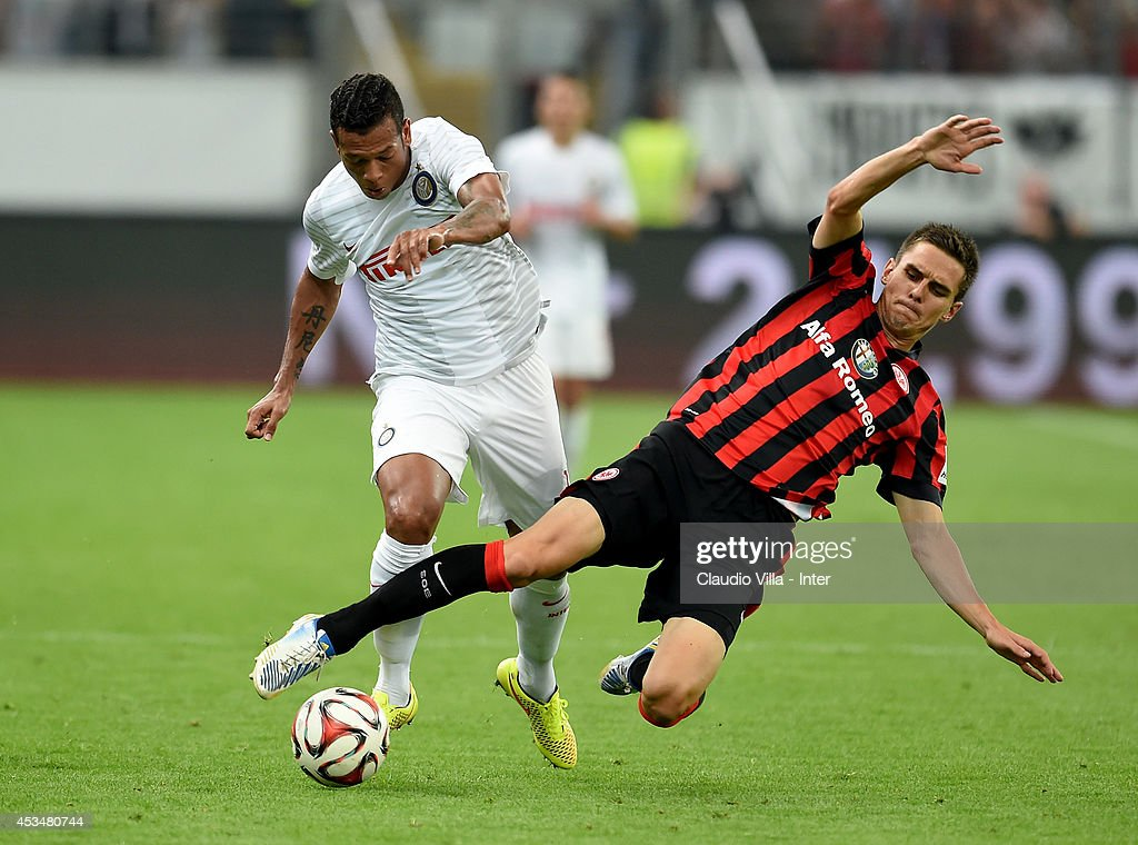 Eintracht Frankfurt v FC Internazionale - Preseason Friendly : News Photo