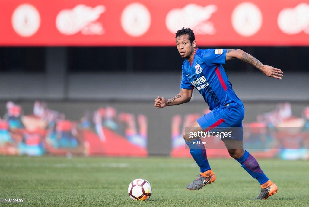 Beijing Renhe v Shanghai Greenland Shenhuai - 2018 Chinese Super League : ニュース写真