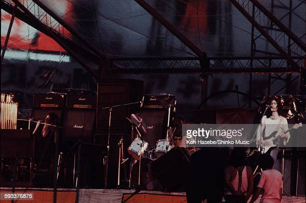 Free at Korakuen Stadium as opening act for ELP Tokyo July 1972