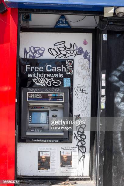 A free Cash machine in London London is the Capital city of England and the United Kingdom it is located in the south east of the country in 2017 it...