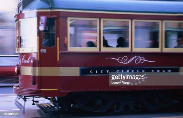 Free City Circle Tram.