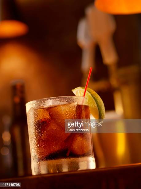 cuba libre - rum stock pictures, royalty-free photos & images